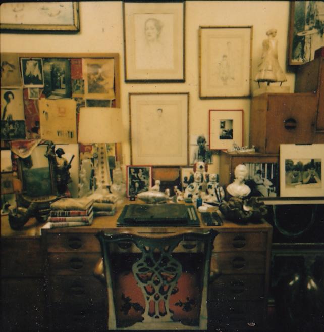 Diana Vreeland's Desk