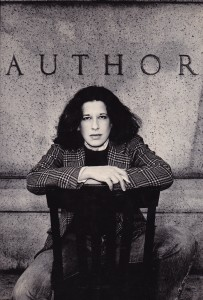 Author Fran Lebowitz