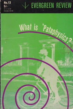 What Is Pataphysics?