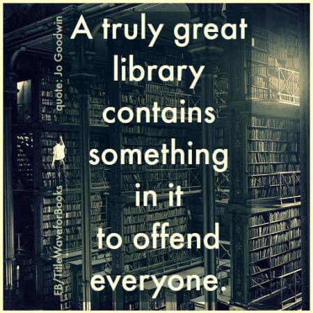 LibraryOffence
